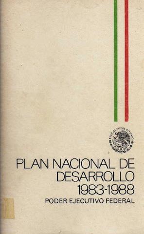 Plan Global de Desarrollo.