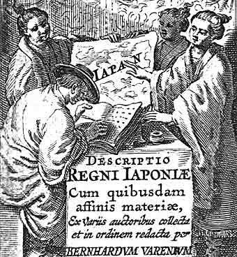 Bernhardus Varenio