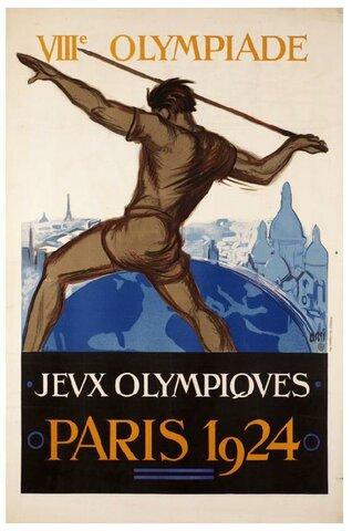 Juegos olímpicos en Paris