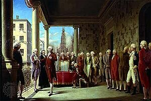 George Washington is Elected President