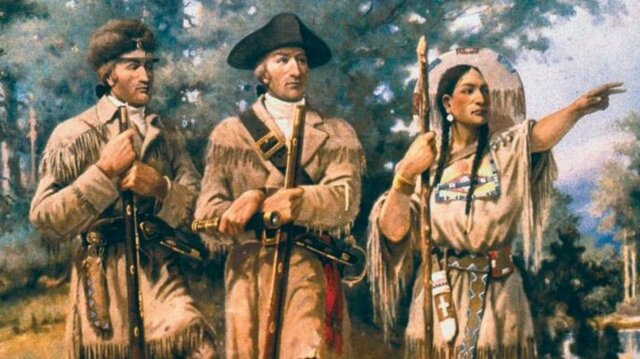 Expedition of Lewis and Clark