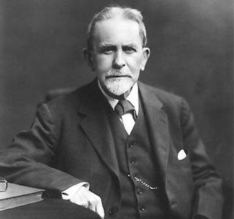 Sir James Frazer (1854-1941)