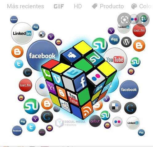 Llegada de las redes sociales