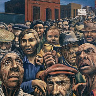 Las tendencias artísticas de América Central - Siglo XX timeline