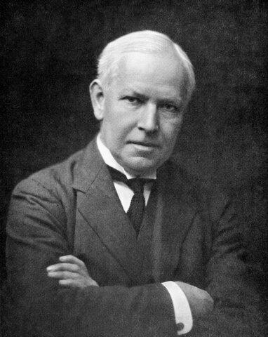 Grafton Elliot Smith (1871-1937)