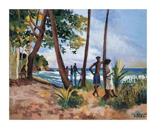Trinidad y Tobago, Blanchisseuse - Boscoe Holder