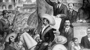 Periodo postrevolucionario 1917