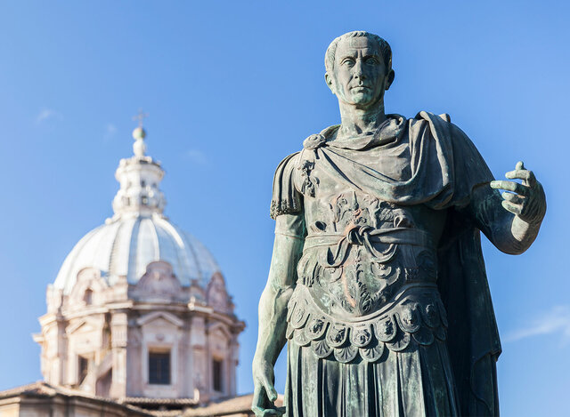 julius ceasar birth