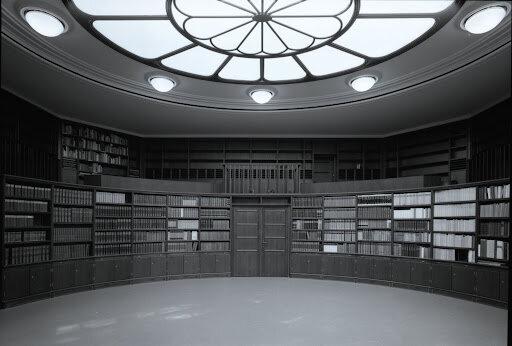 1924 - Avvio progetto biblioteca