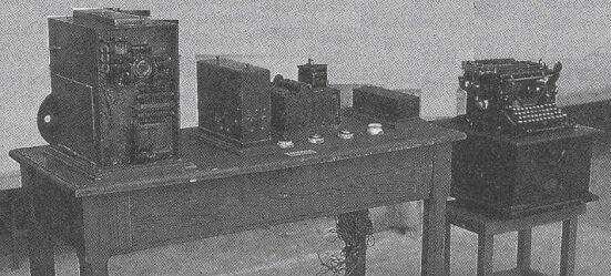 El aritmómetro electromecánico