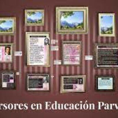 Diferentes teorías y precursores que aportaron al desarrollo de la educacion infantil. timeline