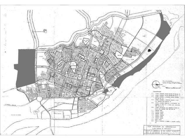 Primeros esfuerzos para la planeación de la ciudad