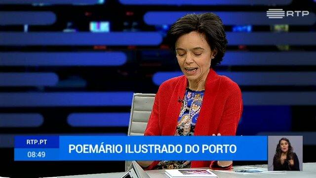 Sessão de poesia com Katia Andrade - Clube de Leituras - PNL -Forte da Casa.