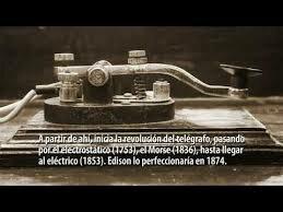 Telégrafo Eléctrico (1836)