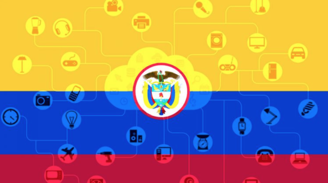 Llegada de Internet a Colombia