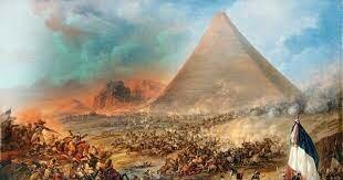 La Campaña de Egipto y Siria