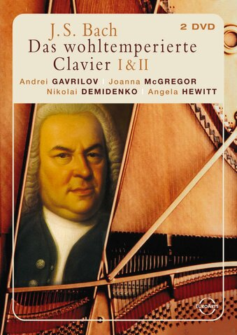J.S. Bach's The Well-Tempered Clavier Volume I