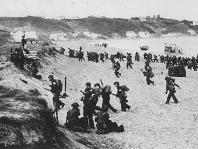 Invasion in North Africa