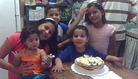 My 4th birthday.