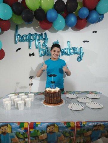 My 13th Birthday.
