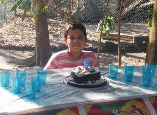 My 9th Birthday.
