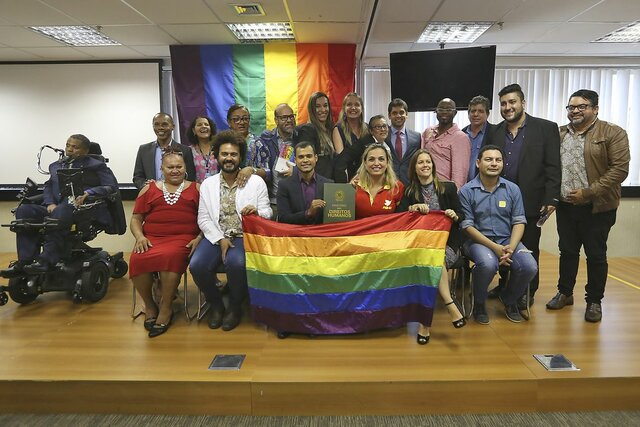 Conselho Nacional de Combate à Discriminação e Promoção dos Direitos de Lésbicas, Gays, Bissexuais, Travestis e Transexuais (CNCD/LGBT)