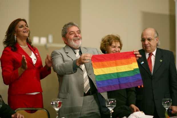 """Criação do programa """"Brasil sem Homofobia"""""""