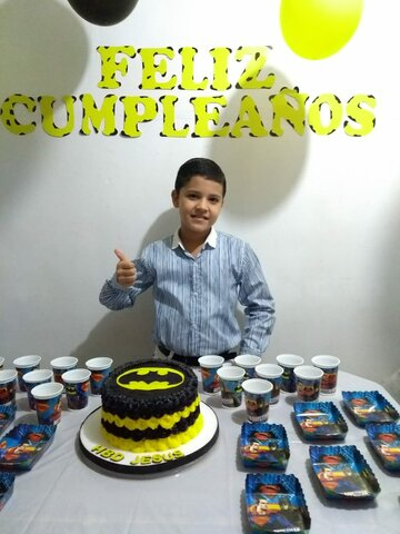 My 11th Birthday.