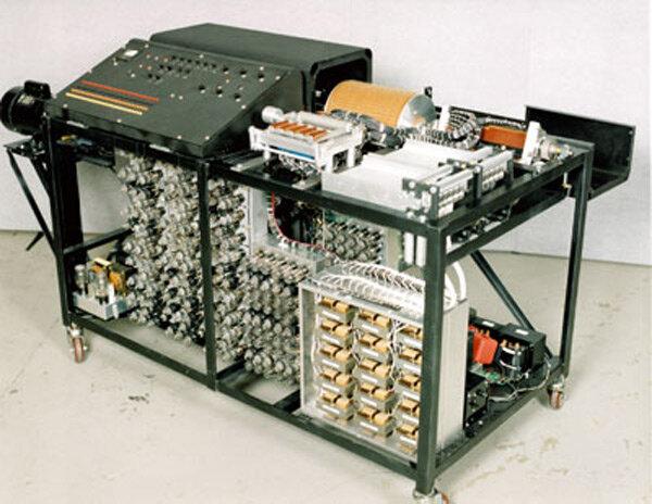 Primera computadora eléctrica de atanasiff berry