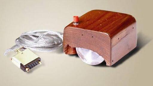 Invención de ratón y la interfas grafica