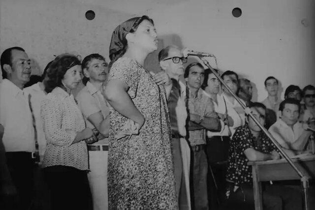 Resistencia de mujeres a la dictadura en el territorio
