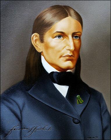 Friedrich Froebel (1782-1852)