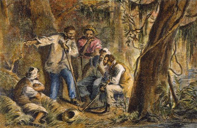 Nat Turner's Slave Revolt