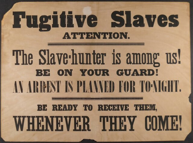 Fugitive Slave Act is Passed