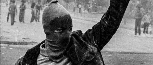 Pobladores en resistencia