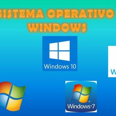 10 SISTEMA OPERATIVO WINDOWS  timeline