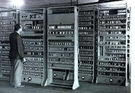 Primera generación: tubos al vacío (1940-1956)