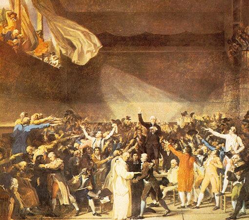 Comienzan los Estados Generales en Versalles
