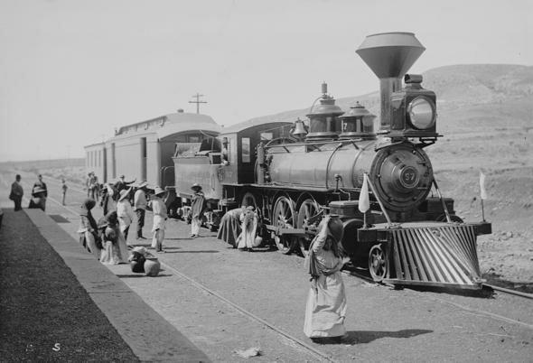 El Movimiento Ferrocarrilero