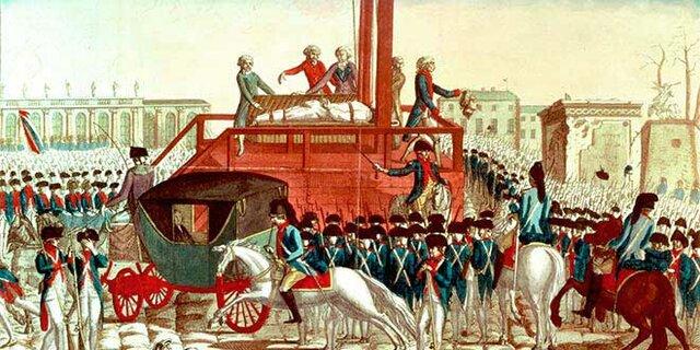 comienza la Primera República al ser destituido Luis XVI como rey