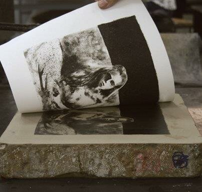 Artes Gráficas - Nacimiento de la Litografía