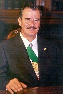 Políticas Sociales en el periodo de Vicente Fox Quezada.