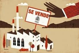 Proceso de privatización.