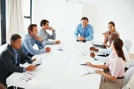 Creación de los grupos de trabajo