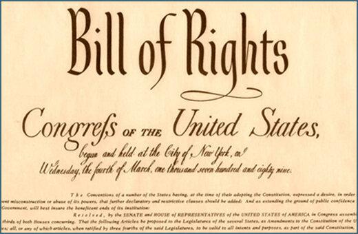 Vigencia de la Carta Magna/Bill Of Rights
