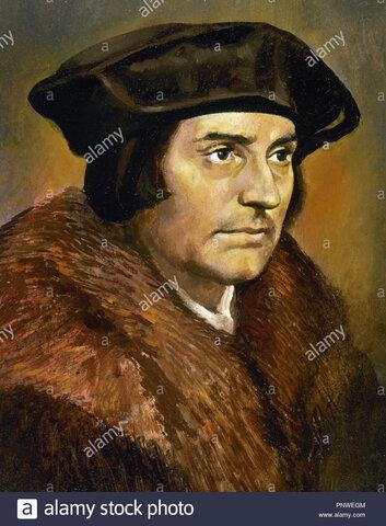 Tomás Moro (1478 – 1535