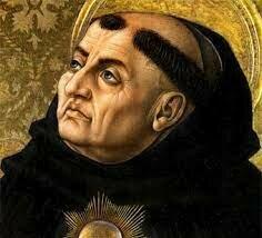 Santo Tomás de Aquino.