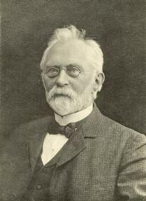"""Published """"Oecology of plants"""", Eugenius Warming"""