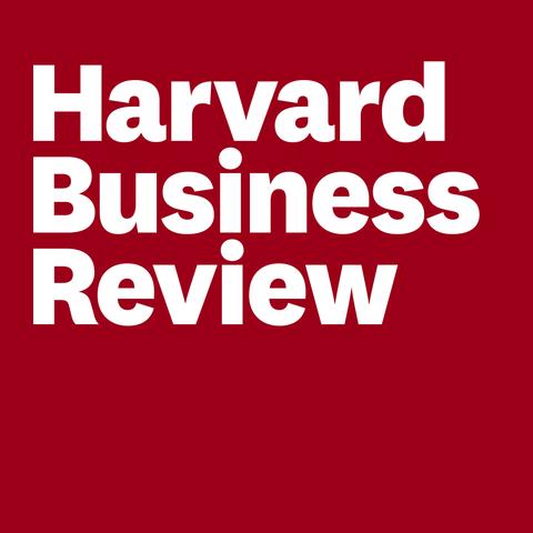 """publicación de un artículo en """"Harvard Business Review"""""""