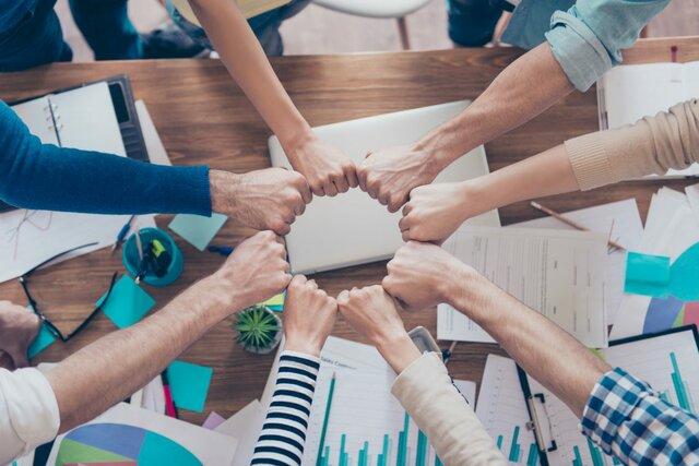 Creación de los grupos de trabajo sistemas de investigación y retroalimentación.